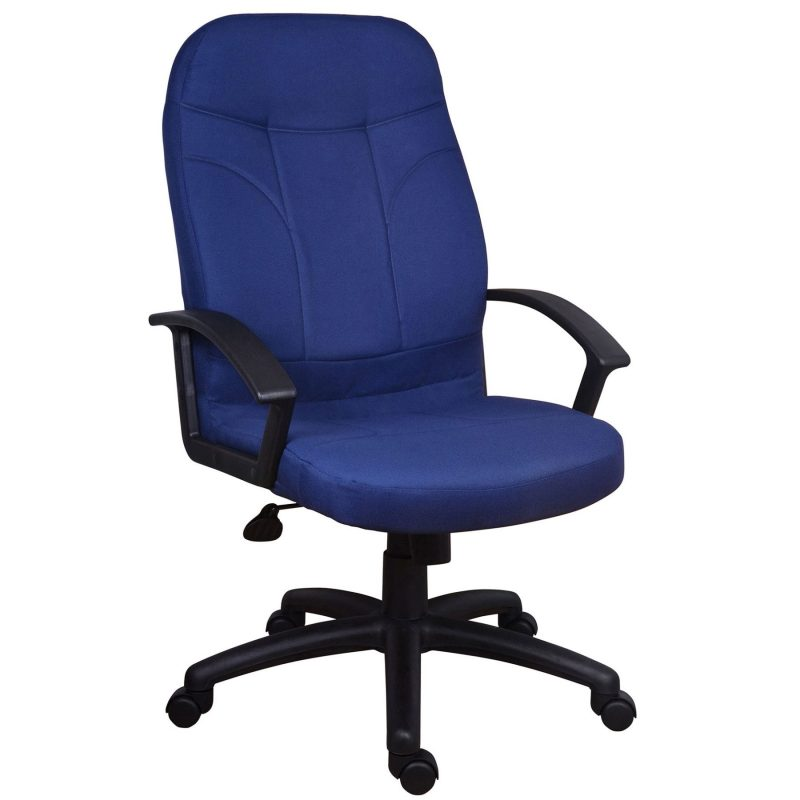 Highgate Fabric Executive Office Chair 3