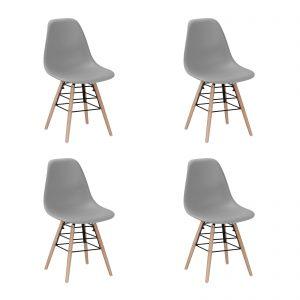 Lilly Chair Light Grey New Design