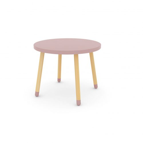 Flexa Play Childrens Table - Rose at FADS.co.uk