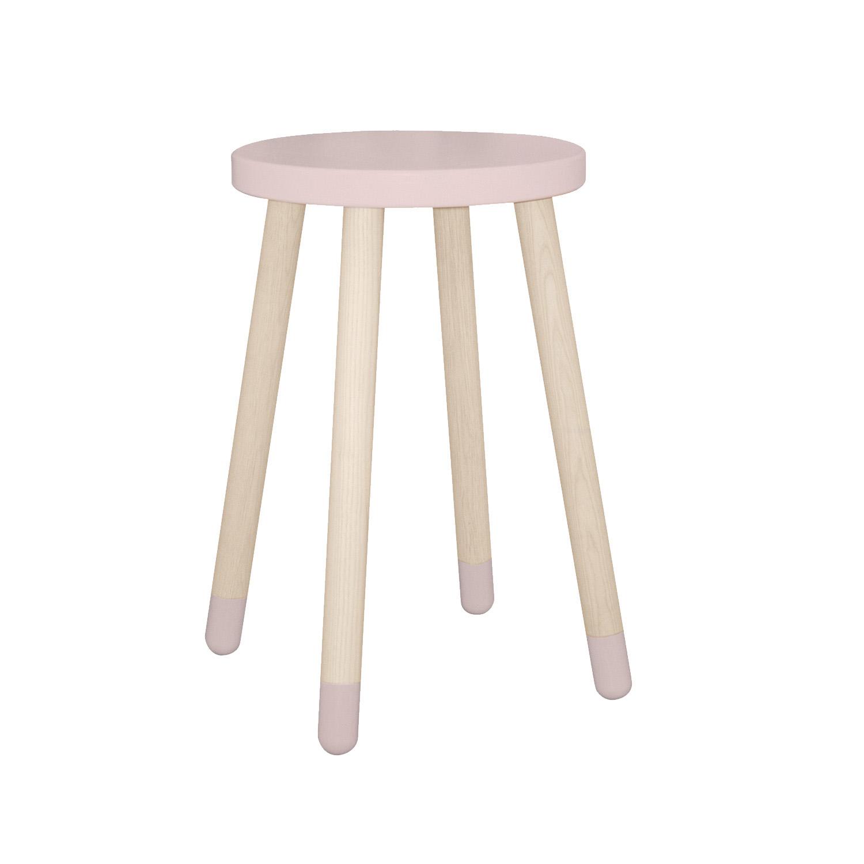 FLEXA Play Side Table (Colour: Rose)