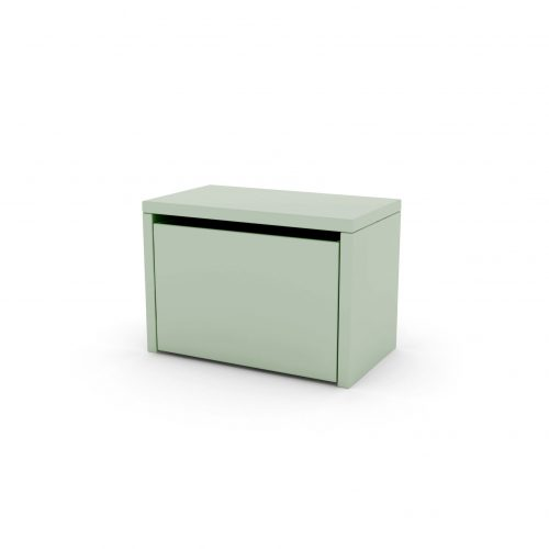 Flexa Play - Storage Bench - Mint Green at FADS.co.uk