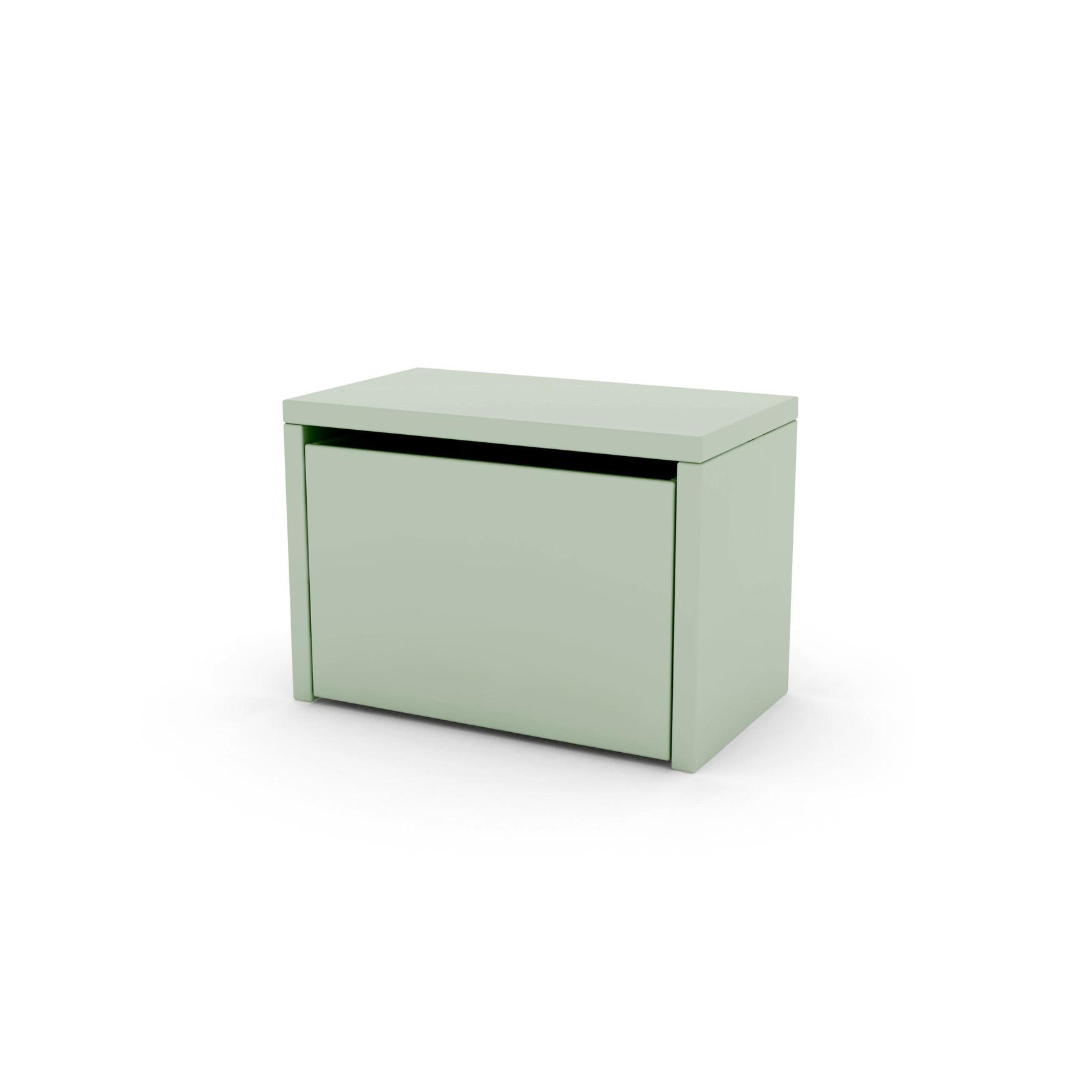 Flexa Play - Storage Bench - Mint Green at FADS.co.uk