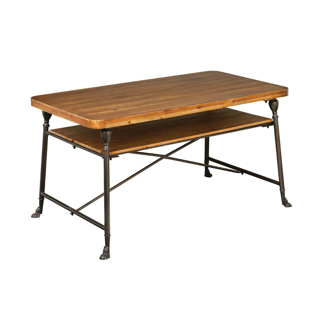 New Foundry Rectangular Dining Table 4 Seater