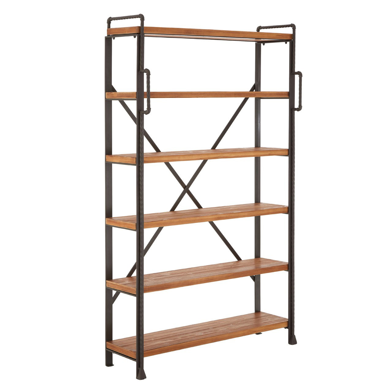 Foundry shelving unit wide at FADS.co.uk