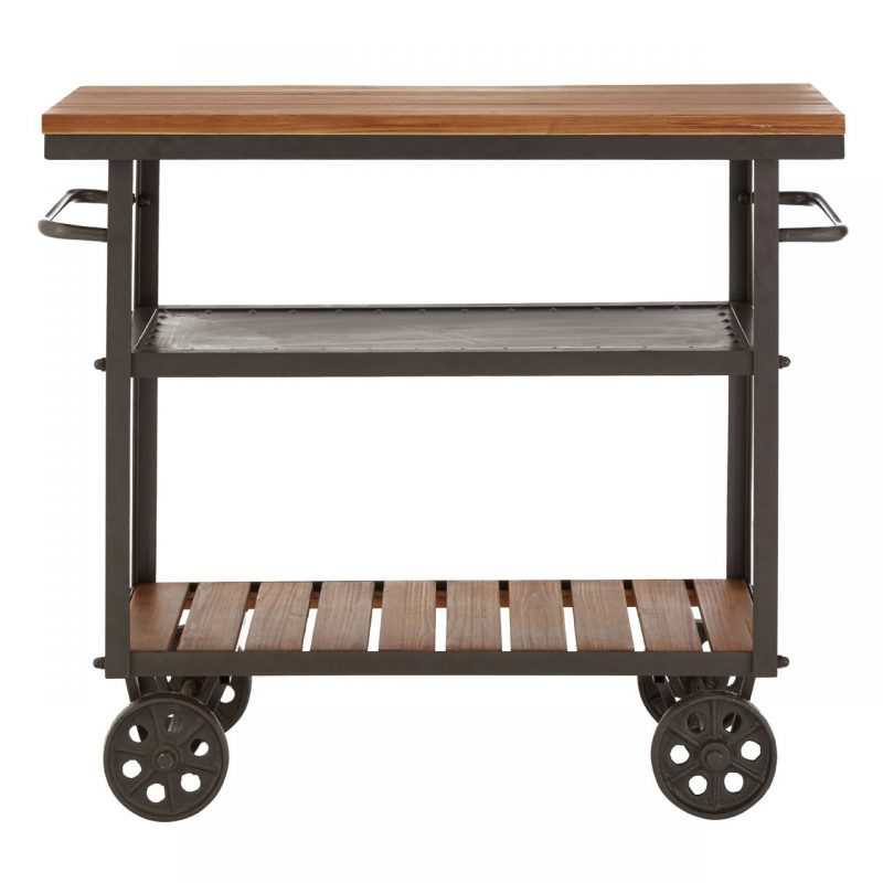 Foundry Table Trolley at FADS.co.uk