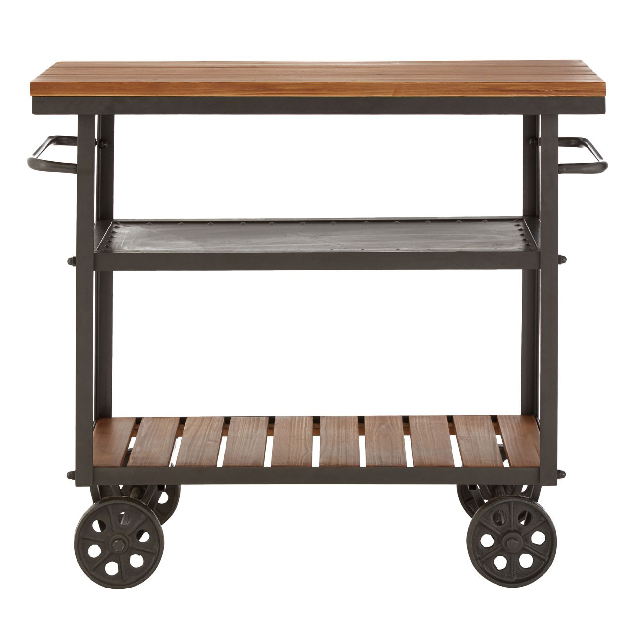Foundry Table Cart