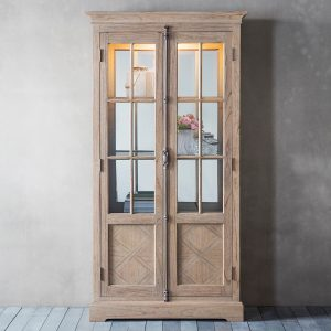 French colonial display cabinet at FADS.co.uk