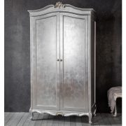 Madeleine Silver Wardrobe at FADS.co.uk