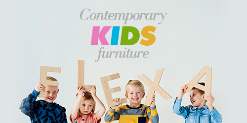 Flexa Kids Collection at FADS.co.uk