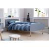 flexa play single bed light blue lifetyle
