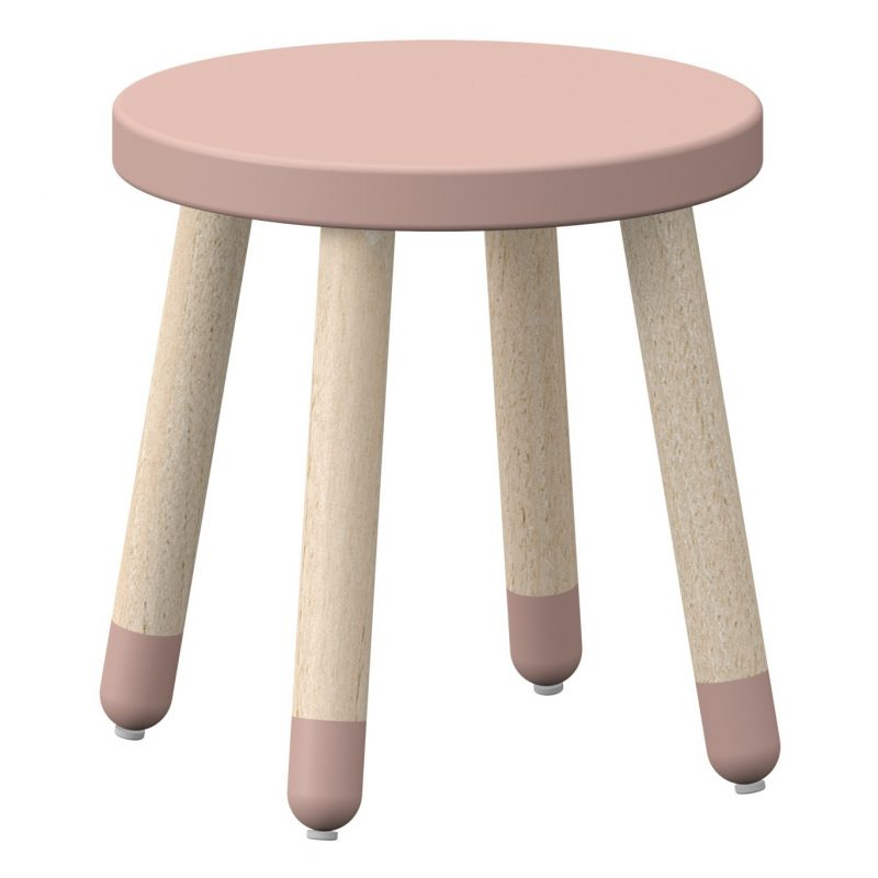 flexa play stool rose