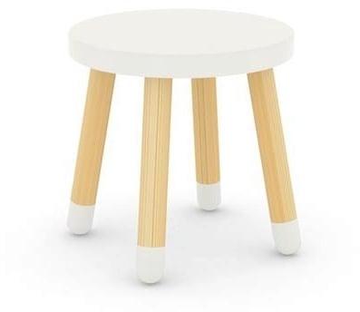 flexa play stool white