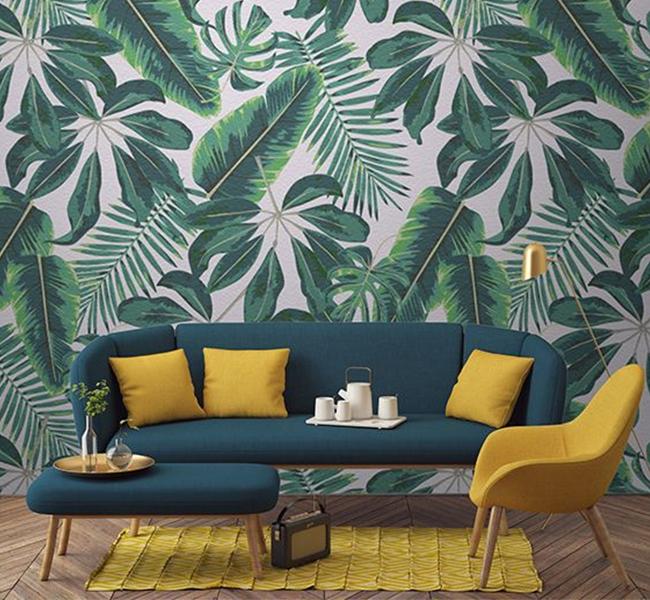 Living - Living Room Wallpaper at FADS.co.uk
