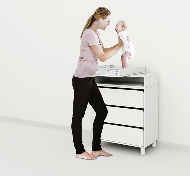 Nursery - Changing Units at FADS.co.uk
