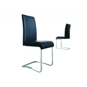 Adele-dining-chairs-black-faux-leather