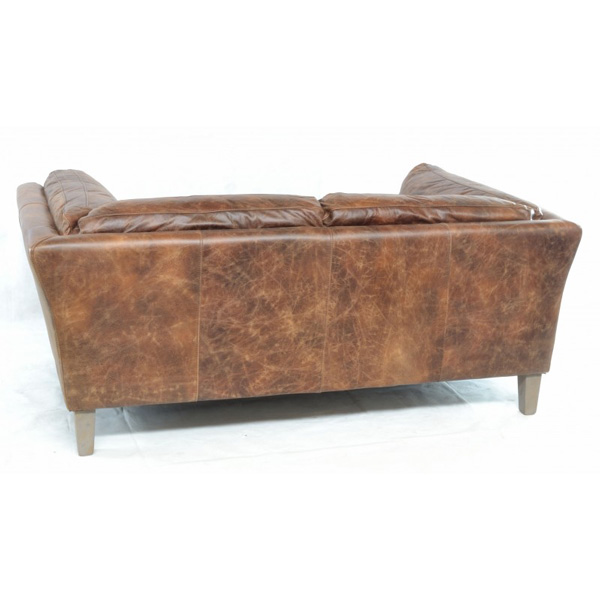 Barton-brown-leather-two-seater-sofa-1