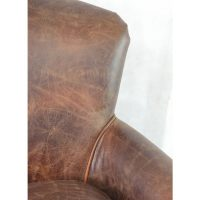 Farley-2-seater-leather-sofa-brown-hessian-back-4