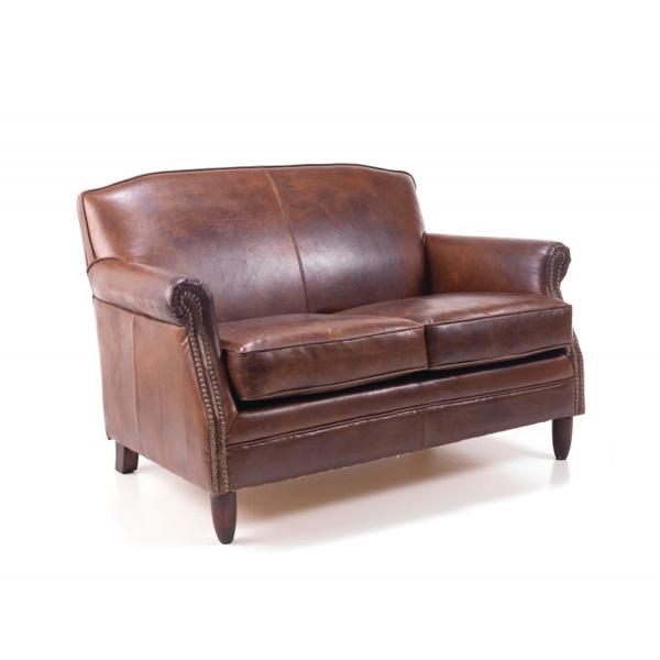 Girton-brown-leather-2-seater-sofa - Copy