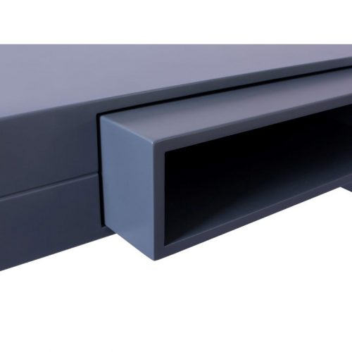 Matt graphite grey Low-TV-stand--table---Savoye-GRAPHITE-with-GRAPHITE-accent-4