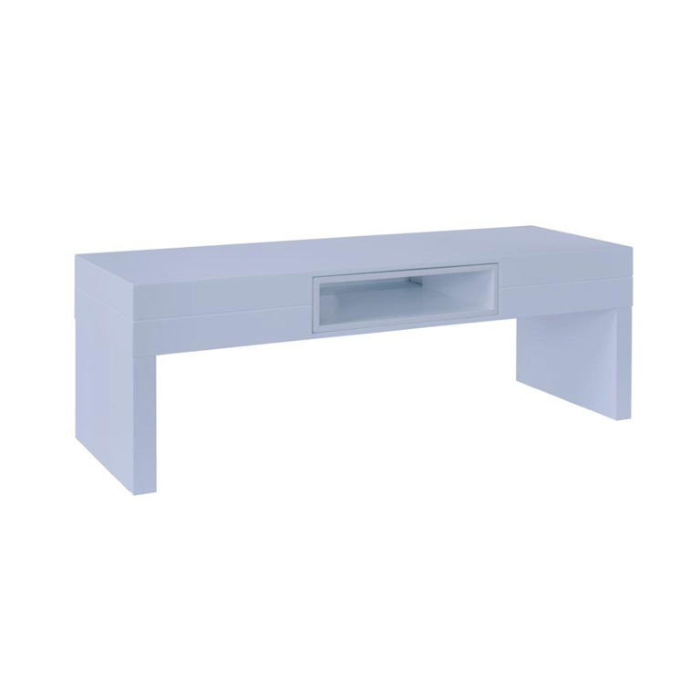 Low-TV-stand--table---Savoye-WHITE-with-WHITE-accent