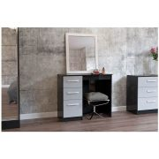 Lynx-dressing table black-and-grey-dressing-table