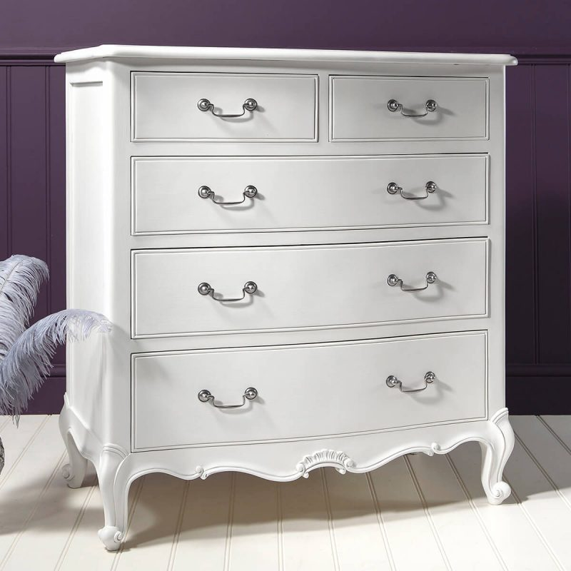 Madeleine Chalk Chest of Drawers 1
