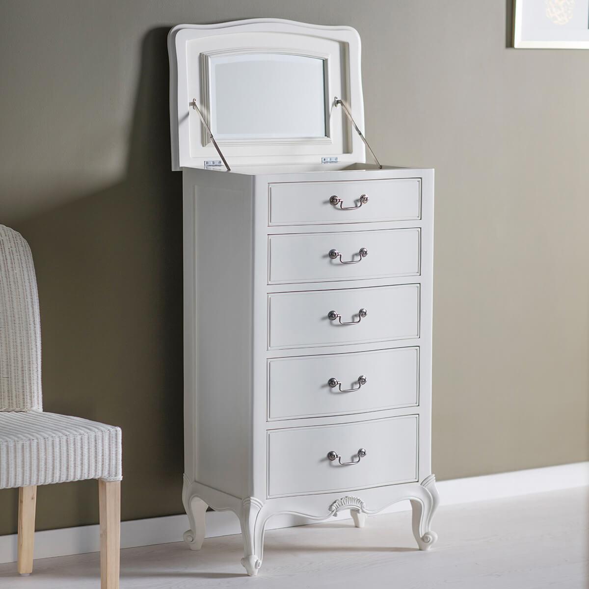 Madeleine chalk lingerie drawers 1