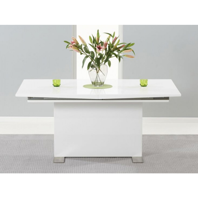 Marila-Extending-6-to-8-seater-dining-set-white-high-gloss-table-