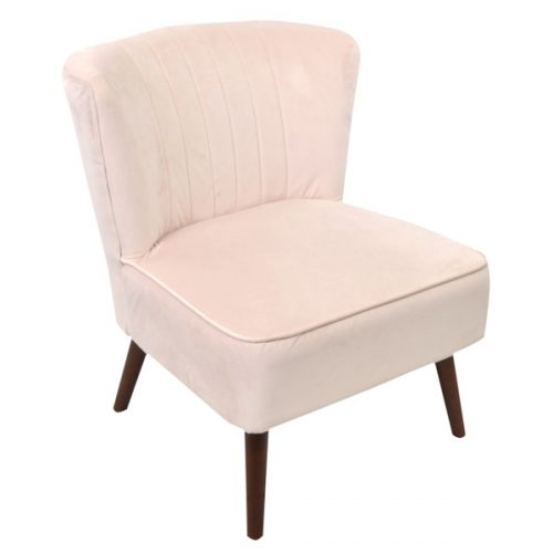 Marlene-cocktail-chair---blossom-pink