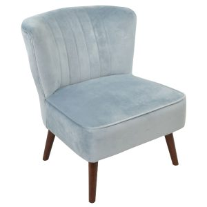 Marlene Cocktail Chair - Powder Blue