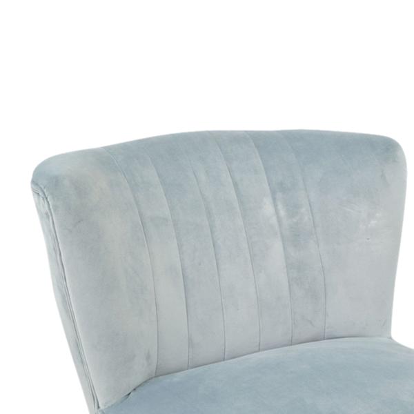 Marlene Cocktail Chair Velvet Upholstery Fads Co Uk