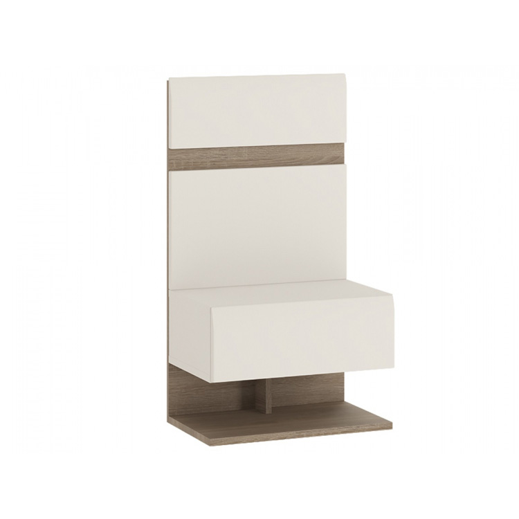 Mode-bedside-extension-white-gloss-and-oak