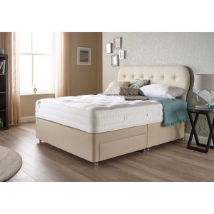 Myers Natural Wool 1600 divan set-Hipster-FLinen-A4