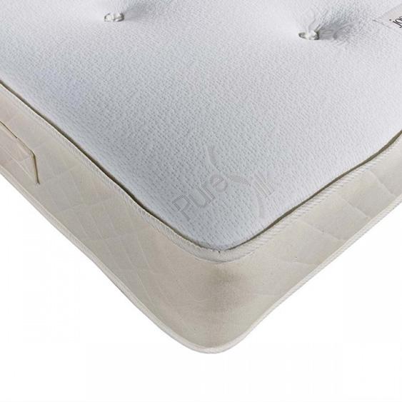 Silk 1000 Pocket Mattress (Size: Small Double)