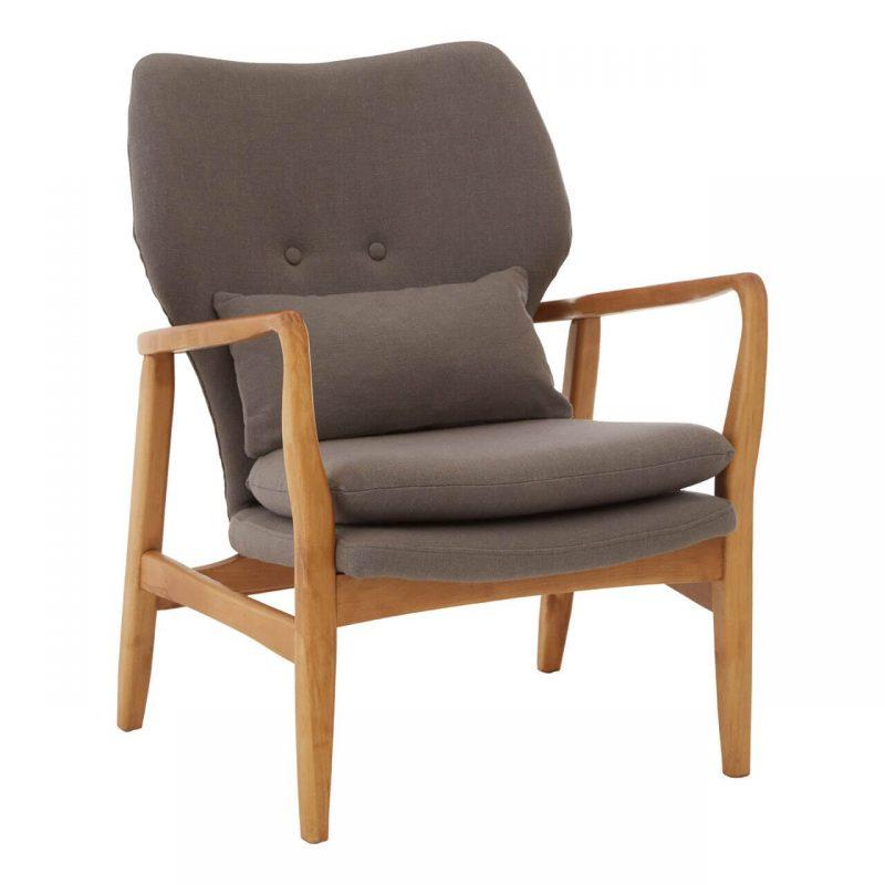 Oslo armchair grey (2)