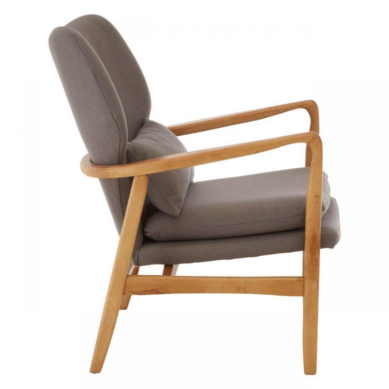 Oslo armchair grey (3)