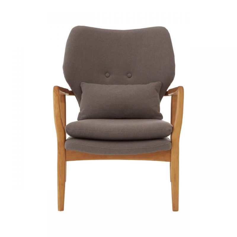 oslo armchair grey