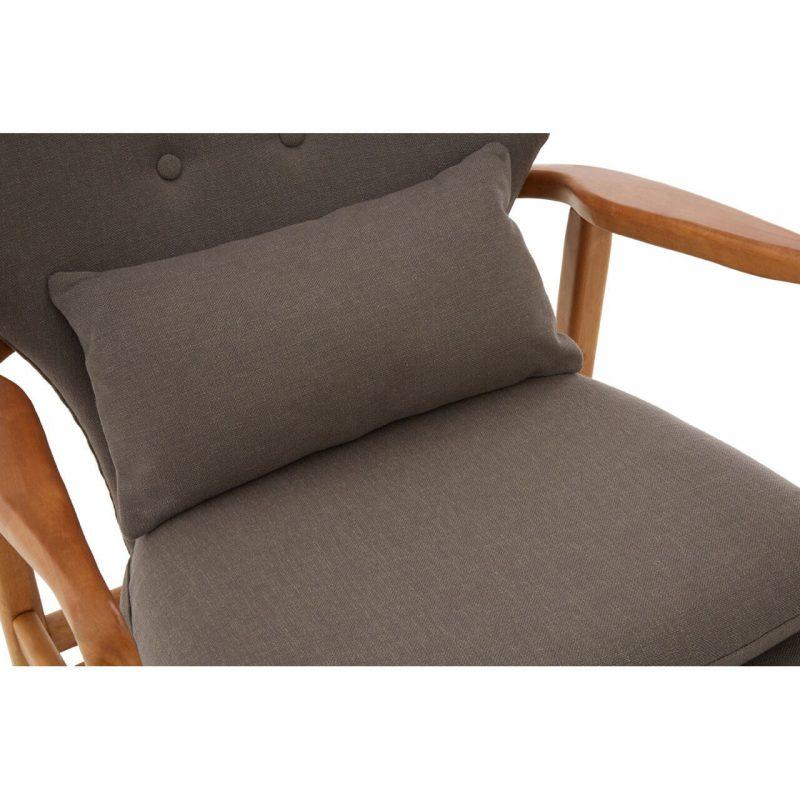 Oslo armchair grey (9)