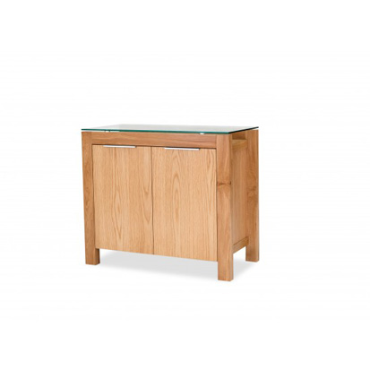 Tribeca Solid Oak Sideboard at FADS.co.uk