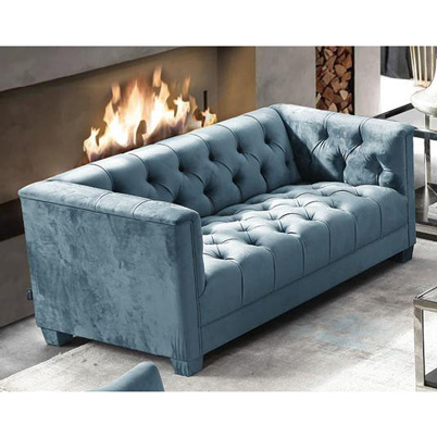 Wolfson Regina Sofa 2 or 3 Seater (Size: 3 Seater)