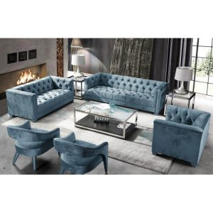 Wolfson-3-seater-sofa-blue-deeply-buttoned