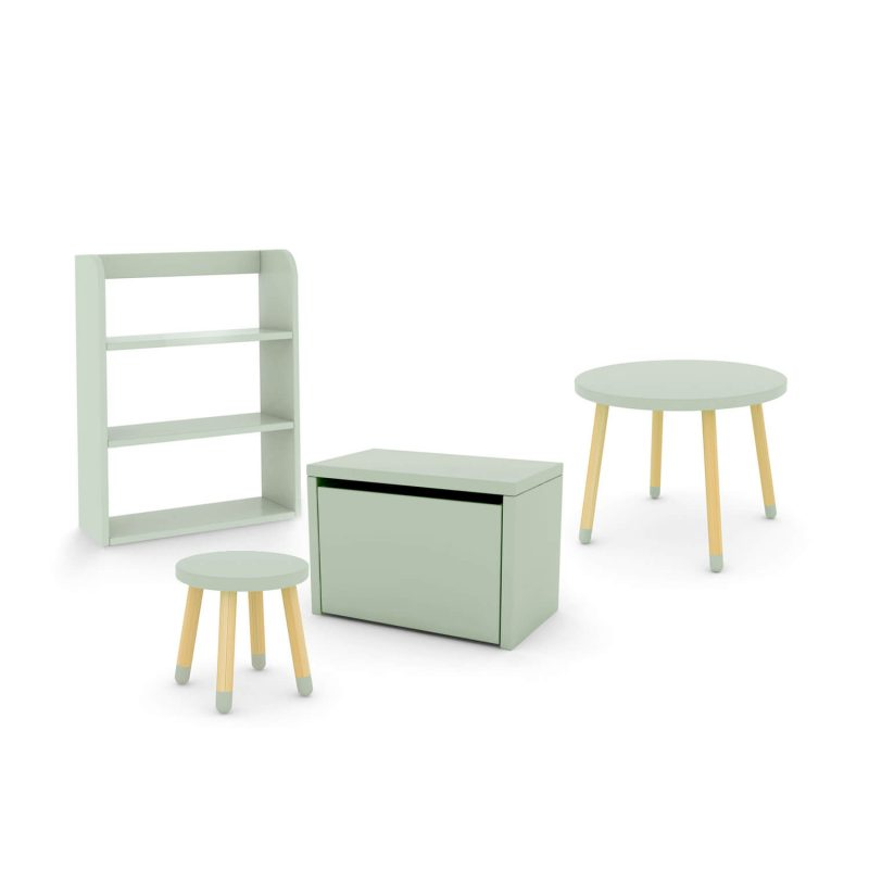 flexa-bundle-table-stool-mint
