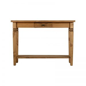 Kingston Tile Top Console Table Front