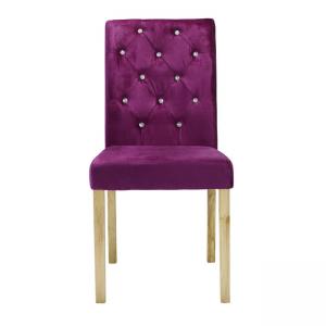 paris chair purple