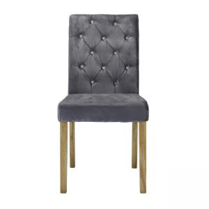 paris chair silver