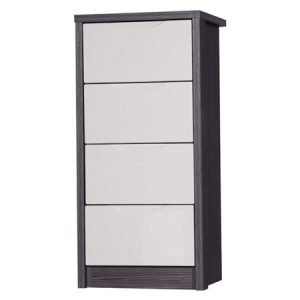 April-4-drawer-tallboy-grey-and-sand-gloss