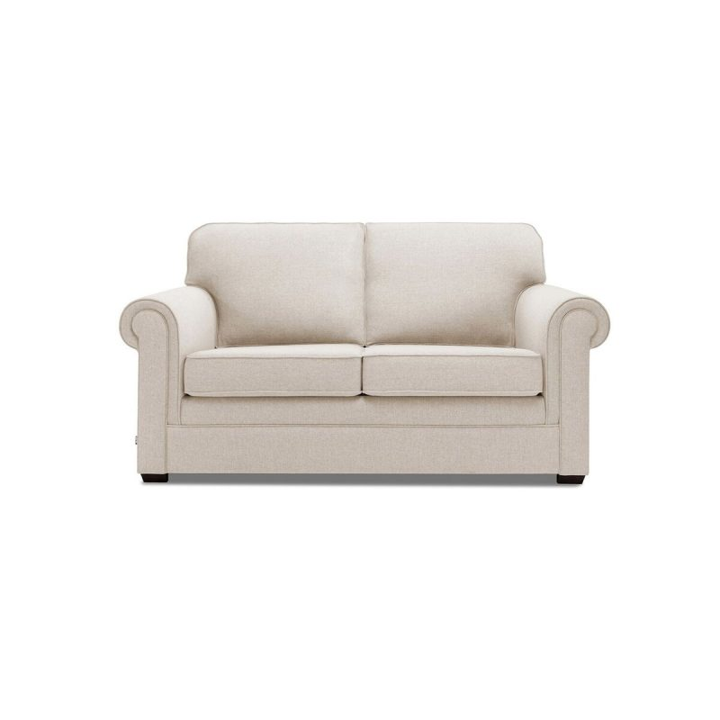 Classic 2 Seater Sofa Mink Front