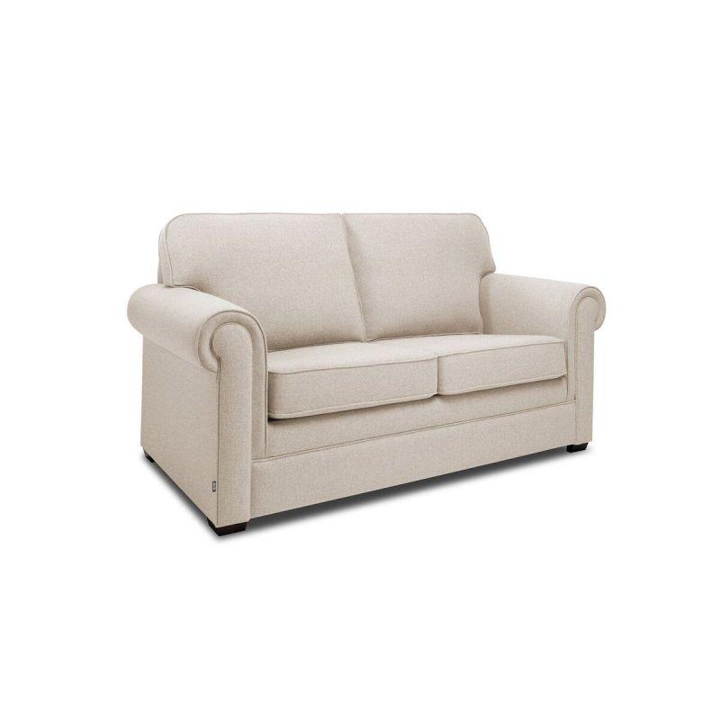 Classic 2 Seater Sofa Mink Angle