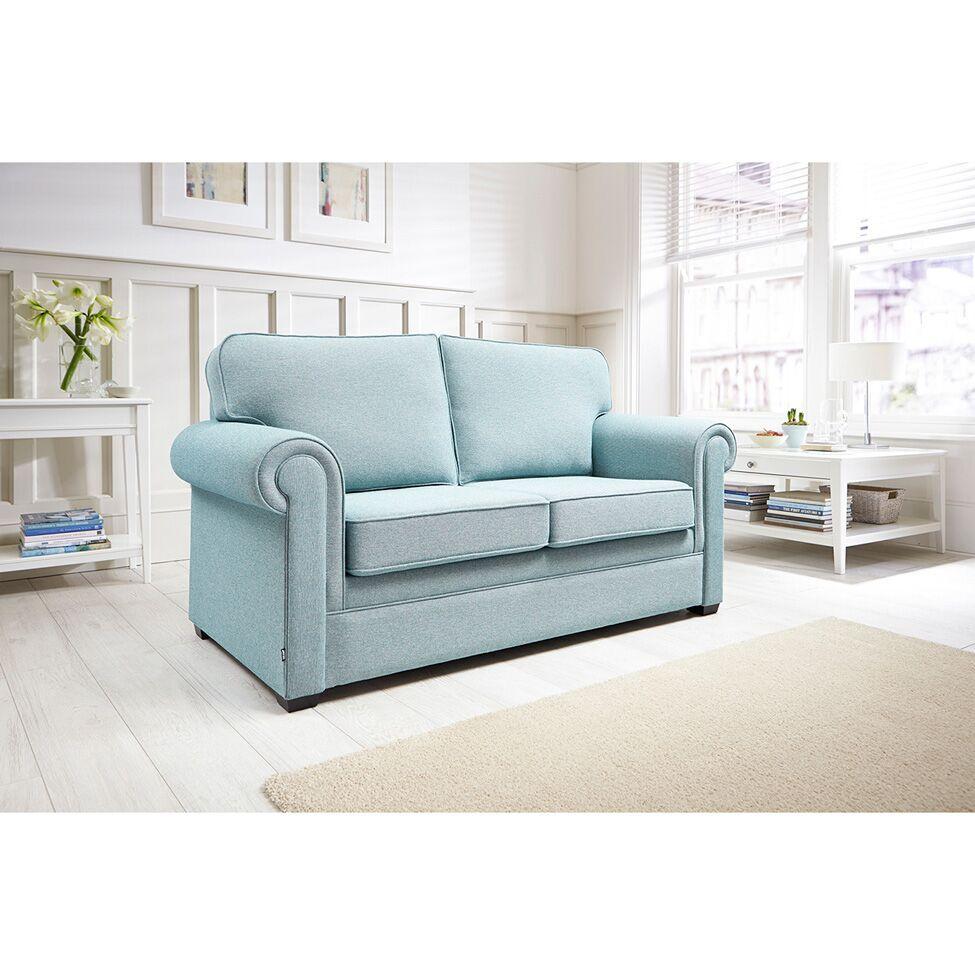 Classic 2 Seater Sofa Angle