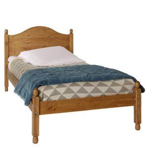 Copenhagen-pine-single-bed-frame